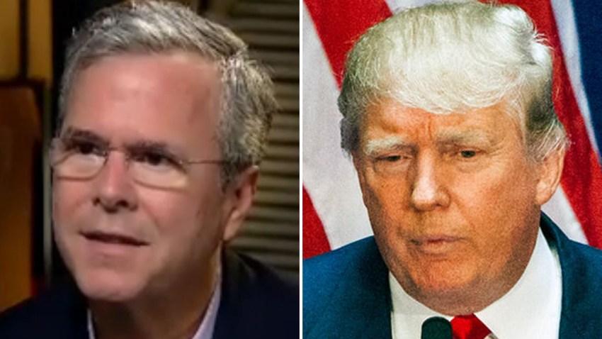 Bush-Trump1