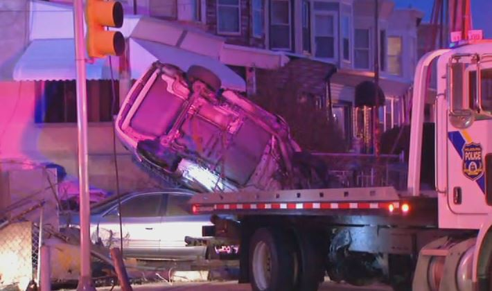 Deadly Cobbs Creek Crash