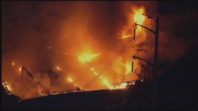 Fuego warehouse