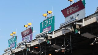 New Jersey Turnpike toll