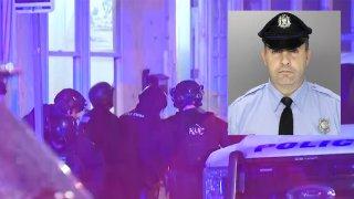 Philadelphia Police SWAT Cpl. James O'Connor IV