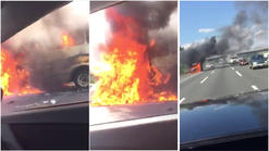 bus fire 23 jul