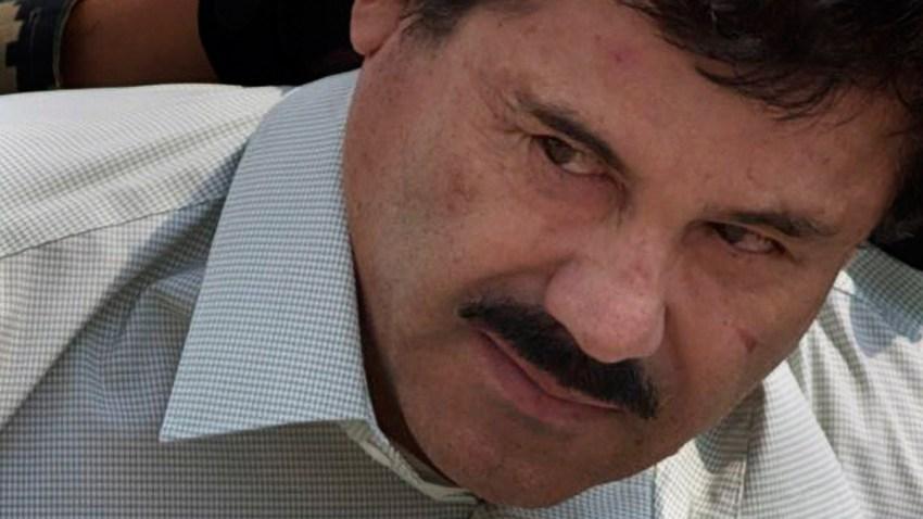 Mexico Drug Lord Escapes