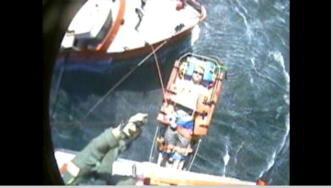 coast guard rescue 21 ago
