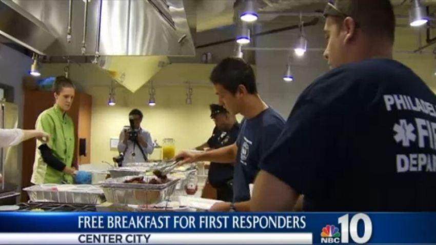desayuno first responders 25 jun