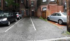 estacionamiento rentado