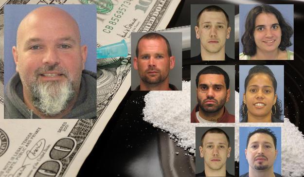 drogas arrestos