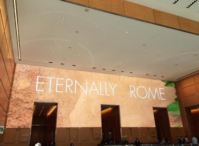 eternally rome 17 sept