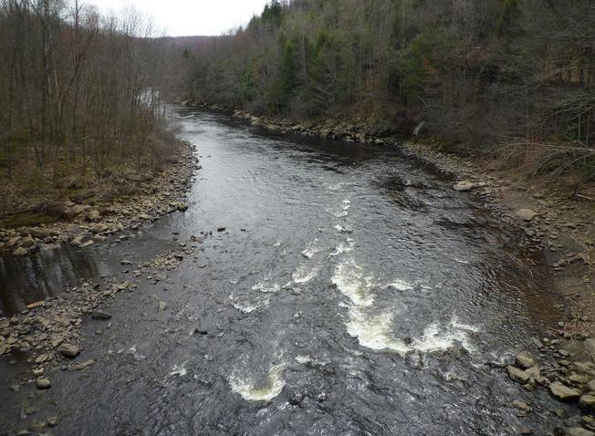 lehigh river 17 ago