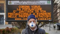 Coronavirus causa pánico en Italia tras 140 casos y tres muertes