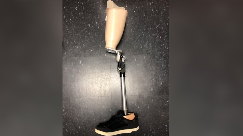 missing leg aston township 07182019