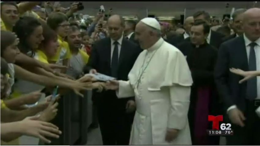 papa francisco 8 sept1