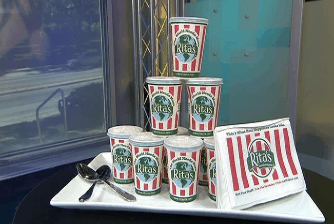 ritas icecream