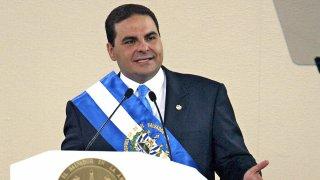 Expresidente salvadoreno Tony Saca