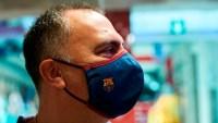Las máscaras oficiales del Barcelona: cuánto cuestan y dónde comprarlas
