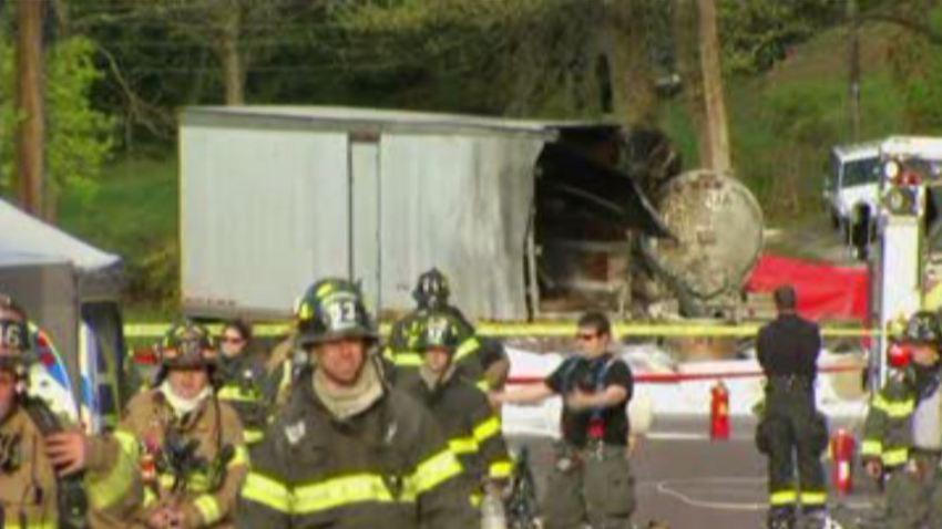 tractor trailer crash3