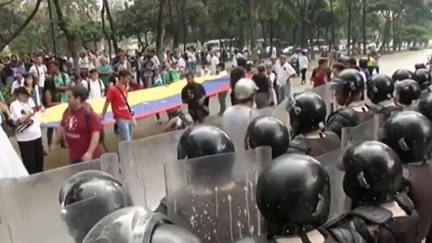 violencia-Venezuela