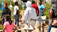 En cifras: México suma 874,171 casos y roza las 88,000 muertes