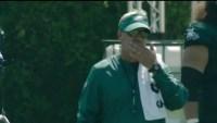 Entrenador de los Eagles arroja positivo al virus
