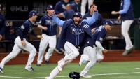 Rays logran empatar la Serie Mundial 8-7 contra los Dodgers