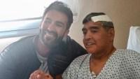 """Agente de Maradona: """"ese derrame en su cabeza le pudo haber quitado la vida"""""""