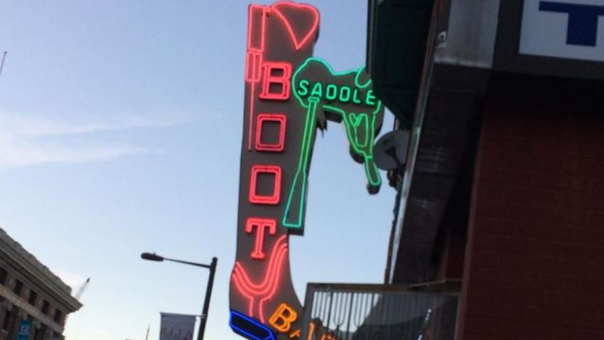 Boot & Saddle