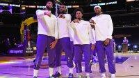 Seguirá la espera: los Lakers no visitarán la Casa Blanca durante viaje a DC