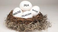 Desventajas de usar sólo un fondo de retiro 401(k) para ahorrar para la jubilación