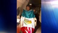 Morales llega a México; hay incertidumbre en Bolivia