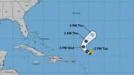 Tormenta tropical Sebastien se forma en el Atlántico