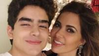 Ángel Gabriel le dedicó su debut a su hermana, Ana Dalai, la fallecida primogénita de Gloria Trevi, a la que nunca conoció....