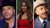 """La aún esposa del hermano de Jenni Rivera dice que ha recibido """"varias"""" amenazas, mientras que su novio Jesús Mendoza asegura que se ha..."""