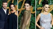 La hermana de Kim Kardashian, al igual que figuras como Penélope Cruz, Cindy Crawford y David y Victoria Beckham acudieron a los Premios de la Moda Británica en...