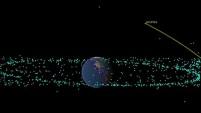 Pasaría a unos pocos miles de millas aunque podría cambiar su trayectoria por lo que mantiene en vilo a la NASA. Para ver más de Telemundo...