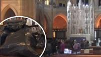 La iglesia católica St. Dominic en San Francisco, California, había ofrecido una recompensa de $10,000 para recuperar documentos importantes robados que datan de...