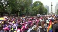 El Día Internacional del Orgullo LGBT es el 28 de junio, pero en urbes como Ciudad de México, Londres, Santiago de Chile y Ciudad de Guatemala se celebró...