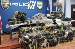Hallan cargamento millonario de drogas: el más grande en los últimos años