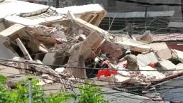Desaparecidos tras derrumbe de edificio en Brasil