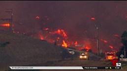 Estado de emergencia en California