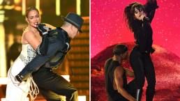"""JLo lanza """"Dinero"""" pero muchos prefieren la """"Sangría"""" sensual de Camila Cabello"""