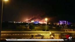 Ataque a refinerias: Trump afirma que EEUU esta cargado
