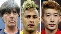 Los cortes de pelo más extravagantes del Mundial