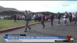 Muere sospechoso de tiroteo de Santa Clarita