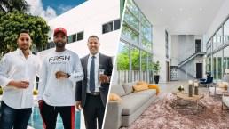 Por dentro: vocalista de Zion & Lennox compra lujosa mansión en Miami