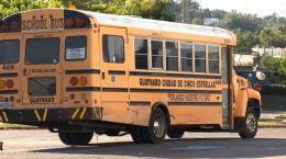 Habla madre de niñita olvidada en autobús escolar