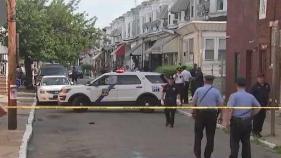 Violencia armada marca el dia en Filadelfia