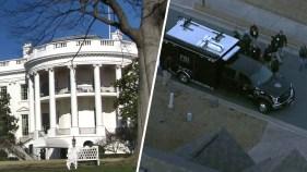 Frustran presunto plan terrorista contra la Casa Blanca