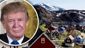 Trump querría comprar otro país para anexarlo a EEUU