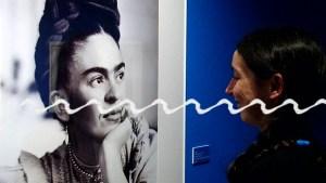Revelan la que sería la voz de Frida Kahlo