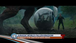 Estreno de Jurassic World: Fallen Kingdom